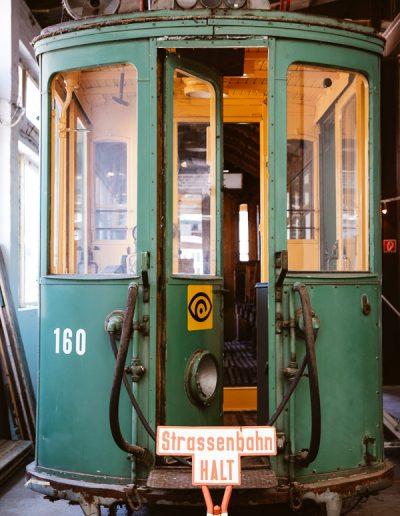 Strassenbahn HALT