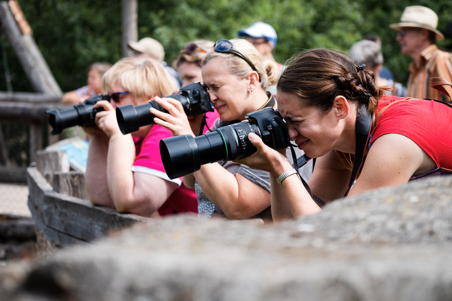 Fotoexpedition im Erlebnis-Zoo Hannover