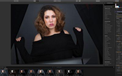 Bildbearbeitung mit Luminar 3