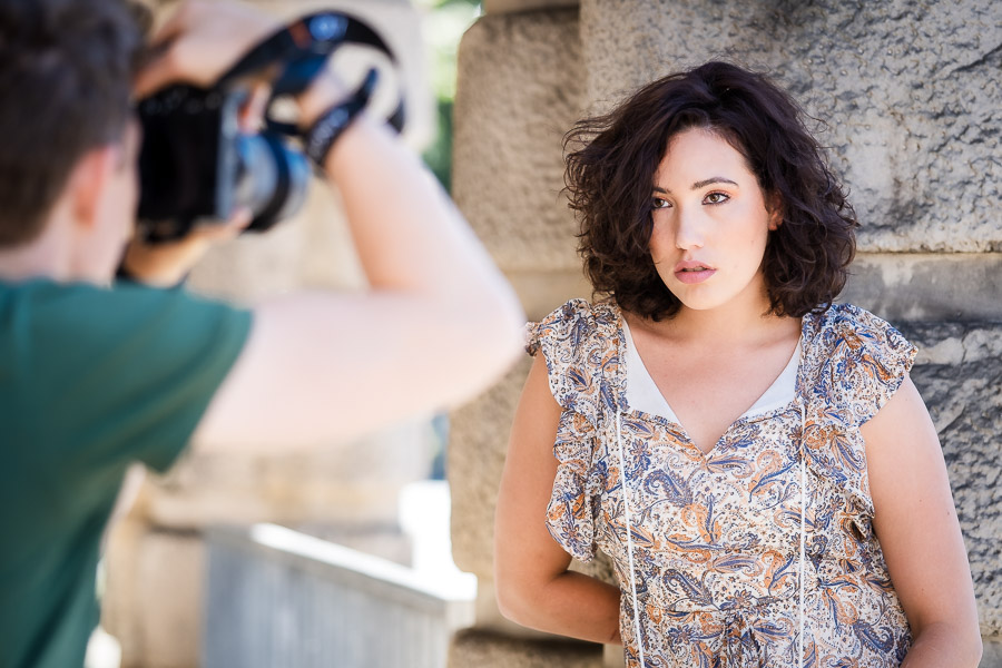 "Portraitfotografie mit ""Available light"""